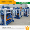 Qt40-1 Cement Interlock Mobile Block Making Machine