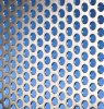 Round Hole Type Perforated Metal