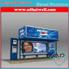 Outdoor Public Furniture Advertising Display Bus Stop Shelter