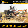 Alluvial Mining Vibrating Sieve Equipment Gold Washing Trommel Screen Machinery