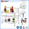 Patented Chrome Kitchen Dish Drainer Rack Shelf Factory Supplying (CJ-C1146)