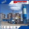 40 Cbm/Hr Mobile Concrete Batching Plant with 2*4m3 Aggregates Batching Bins
