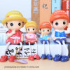 Parent-Child Combination Resin Decoration Toy (PG14002)