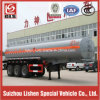 Low Price 40000L Tri-Axle Carbon Steel Oil Tanker Trailer