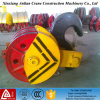 Heavy Crane Used Lifting Hook 80t, Wire Rope Hoisting Hooks