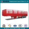 3-Axles Fence Stake Cargo Semi Trailer