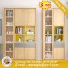 Modern Office Wooden Aluminum Glass Partition Wall (HX-8ND9568)
