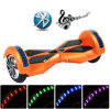 2 Wheels Hoverboard with Colored Lights Scooter 8 Inch Bluetooth Self Balancing Scooter Smart Electric Hoverboard Electric Skateboard Electric Scooter