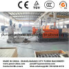 Rigid Flakes Pelletizing Equipment with Water Ring Die Face Cutting