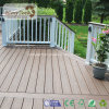 Hot Sale Wood Flooring Outdoor WPC Decking with Mix Color Surface Deck
