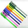 Multicolor Disposable RFID PVC Identification Bracelet for Water Park
