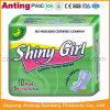 Super Absorbent Cotton Sanitary Napkins 280mm, Mini Pad for Women