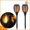 96 LED Solar Flame Light Solar Torch Light