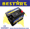 Mf54519 12V 45ah Mf Car Storage Battery Factory Supplier