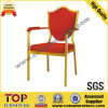 Classy Hotel Restaurant Dining Arm Chair