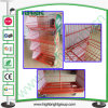 Wire Stacking Basket Display Stand for Supermarket