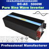 Factory Sell DC 12V/24V to AC 220V/230V Pure Sine Wave Power Inverter 5000W Free Shipping