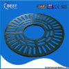 En124 2016 Materials Weatherproof BMC Tree Grates Manhole Cover