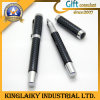 High Quality Grille Printing Gift Pen with Cap (KP-017)