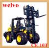 Rough Terrain Forklift (CPCY100)