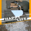 Hot Sale Stainless Steel Plastics Crusher