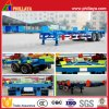 3-Axles 40ft Skeletal Terminal Truck Semi Container Trailer