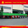 3 Axles 50 Tons Cargo Truck Semi-Trailer