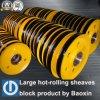 Rolling Forging Sheaves Block for Hoisting Crane Equipments