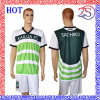 Wholesale Sportswear Custom Green Soccer Jersey