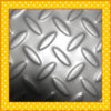 Tear Drop Embossed Stainless Steel Plate