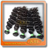 Wholesale Price Deep Wave 4A Brazilian Virgin Human Hair