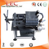 Multi-Layer Light Stainless Steel Filter Press Manual Press Screw for Wine Made of Laboratory