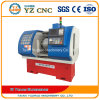 Horizontal Car Alloy Wheel CNC Lathe Rim Repair Machine
