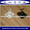 Marine Boat Plastic Parts-Diamond-Shaped/Round-Shaped Plastic Water Drain Valve