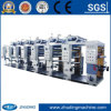 Multi-Color Gravure Rotary Intaglio Printing Machine for Paper and Film for Laminating