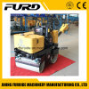 Walk Behind Double Drum Mini Road Roller Compactor (FYL-800C)