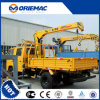 Cheap Small 2 Ton Telescopic Truck Mounted Crane Xcm (SQ2SK1Q)