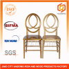 Outdoor Furniture Gold Plastic Wedding Phoenix Chairs