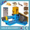 Feed Pellet Usage 500-700kg/H Big Output Floating Fish Feed Machine