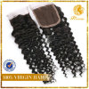4*4 Free Part Lace Closure Deep Wave with 100% Virgin Human Hair (LC-1)