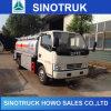 2 Compartment Gas Oil 10 Cbm Light Refeul Tanker Truck