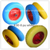 400-8 PU Foam Wheel for Trailer/Wheelbarrow/Beach Cart/Tool Cart