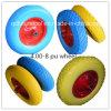 400-8 PU Foam Wheel for Trailer/Wheelbarrow/Beach Cart/Tool Cart