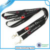 Pink Polyester with Plastic Buckle Lanyards for Girl