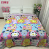 Microfiber Polyester Filling Quilted Bed Linen