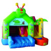 Inflatable Combo Bouncer Jumping Bouncy Castle with Slide
