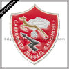 New Design Enamel Metal Lapel Pin with Silver Plating (BYH-101065)