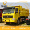 Used HOWO 10 Wheels Dump Truck 336hpp Tipper 6X4 with Very Good Condition and Low Price