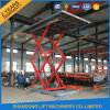 Customized Hydraulic Fixed Scissor Car Lift Platform for Sale