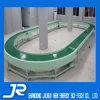 90 Degree Turning PVC Belt Conveyor for Food Industrial